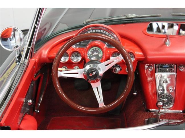 1961 Chevrolet Corvette - Chevrolet (61)