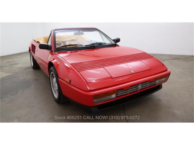 1987 Ferrari Mondial - California (12)