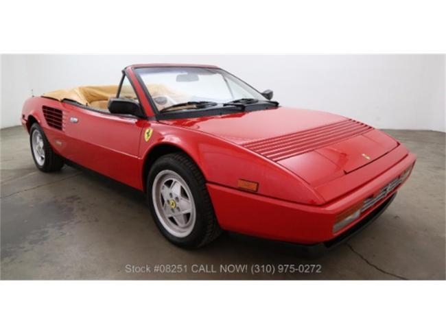1987 Ferrari Mondial - California (11)