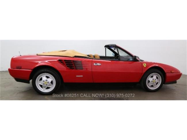 1987 Ferrari Mondial - 1987 (10)