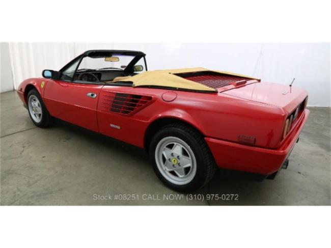1987 Ferrari Mondial - 1987 (5)