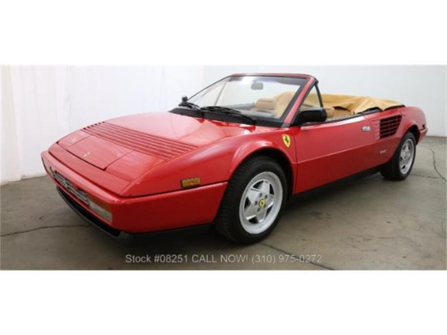 1987 Ferrari Mondial - Ferrari (3)