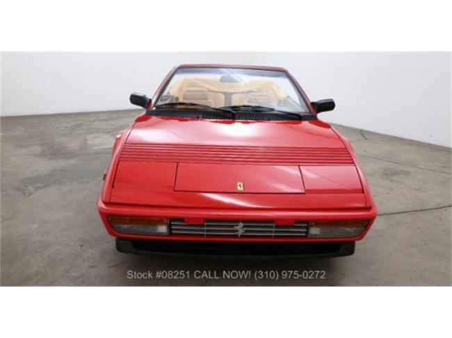1987 Ferrari Mondial - Ferrari (28)