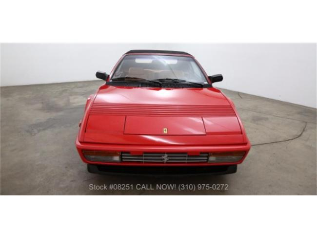 1987 Ferrari Mondial - Ferrari (27)