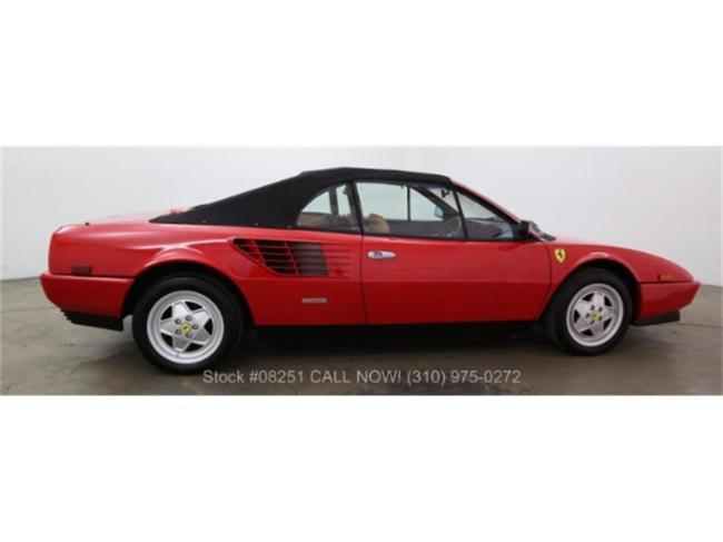 1987 Ferrari Mondial - 1987 (24)