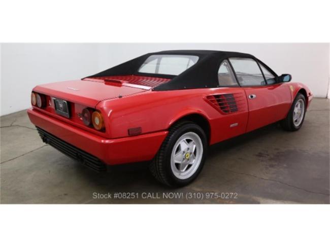 1987 Ferrari Mondial - 1987 (23)