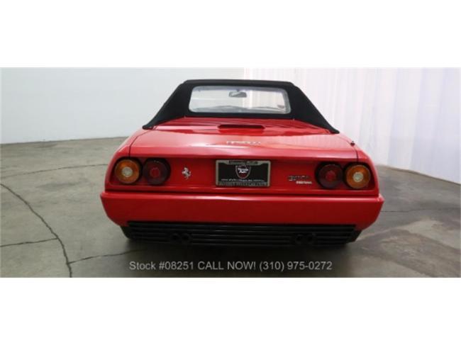 1987 Ferrari Mondial - Ferrari (21)