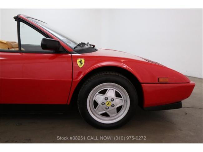 1987 Ferrari Mondial - Ferrari (18)