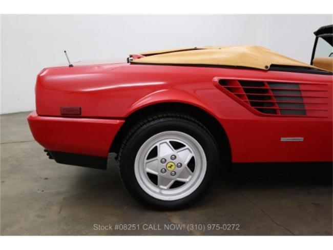 1987 Ferrari Mondial - 1987 (16)