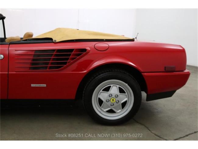 1987 Ferrari Mondial - Mondial (39)