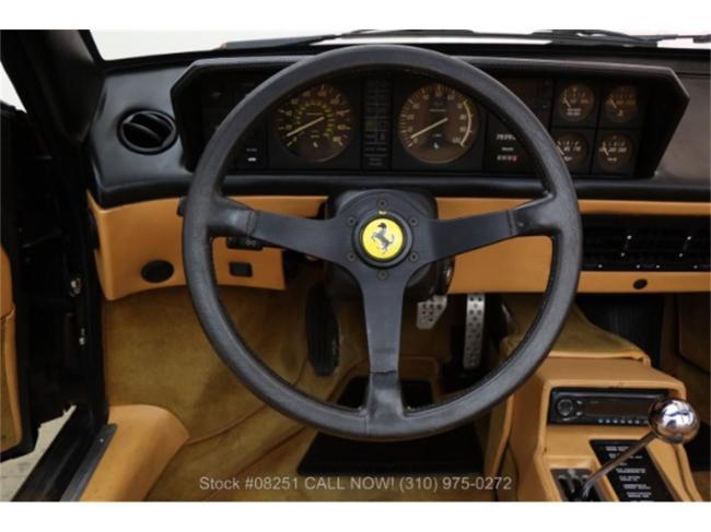 1987 Ferrari Mondial - Ferrari (49)