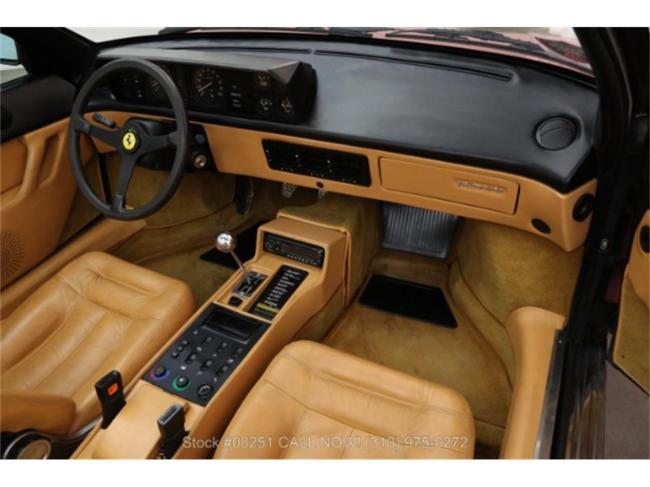 1987 Ferrari Mondial - Mondial (44)