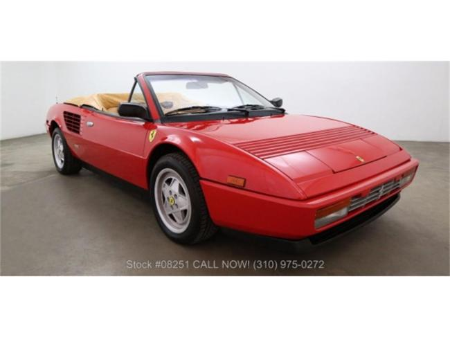 1987 Ferrari Mondial in Beverly Hills, California