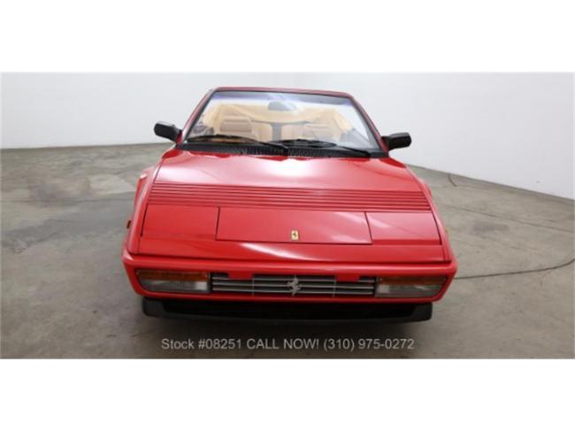 1987 Ferrari Mondial - Ferrari (1)