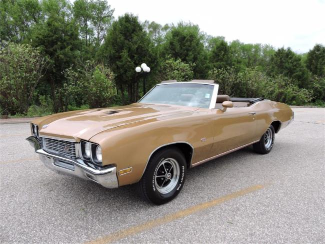 1972 Buick Gran Sport in Greene, Iowa