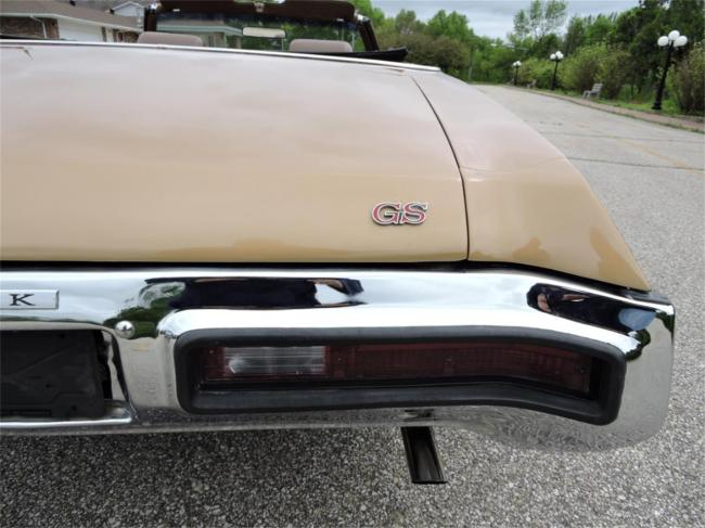 1972 Buick Gran Sport - Iowa (57)