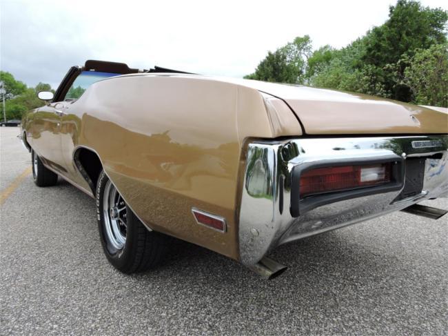 1972 Buick Gran Sport - Iowa (58)