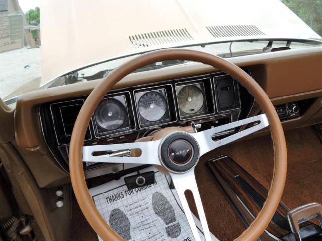1972 Buick Gran Sport - Buick (76)