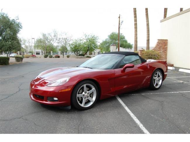 2006 Chevrolet Corvette - Corvette (2)