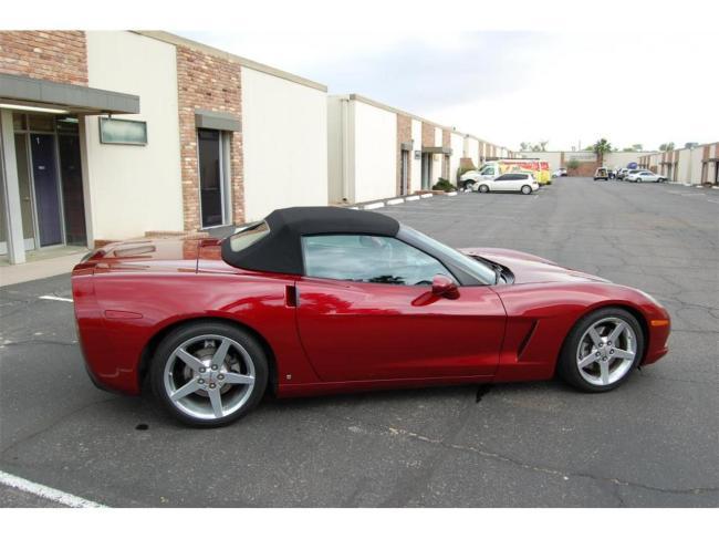 2006 Chevrolet Corvette - Arizona (6)