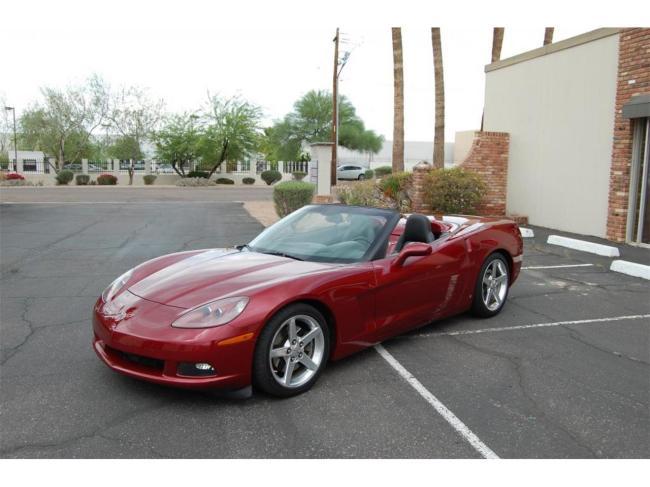 2006 Chevrolet Corvette - Arizona (9)