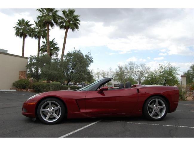 2006 Chevrolet Corvette - Corvette (10)