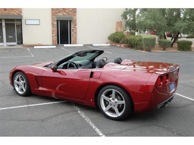 2006 Chevrolet Corvette - 2006 (1)