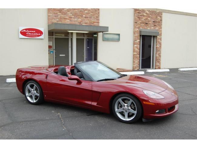 2006 Chevrolet Corvette - Corvette (14)
