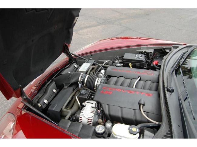 2006 Chevrolet Corvette - Corvette (31)