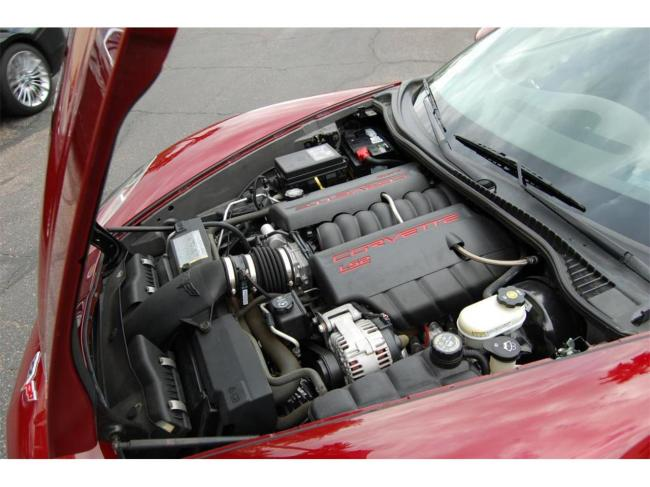 2006 Chevrolet Corvette - 2006 (32)