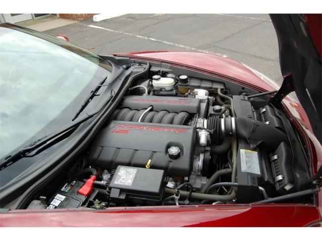 2006 Chevrolet Corvette - 2006 (33)