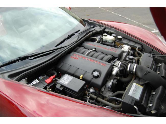 2006 Chevrolet Corvette - Corvette (34)