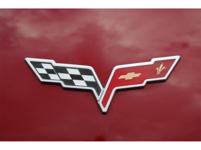 2006 Chevrolet Corvette - Corvette (35)