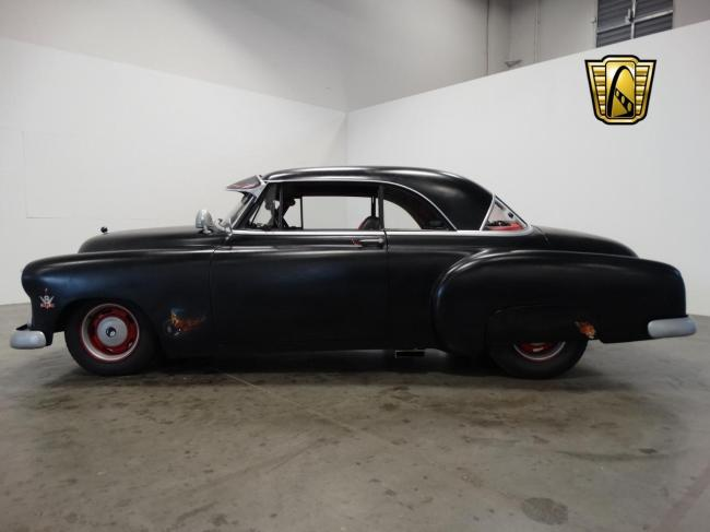 1951 Chevrolet Bel Air - Chevrolet (19)