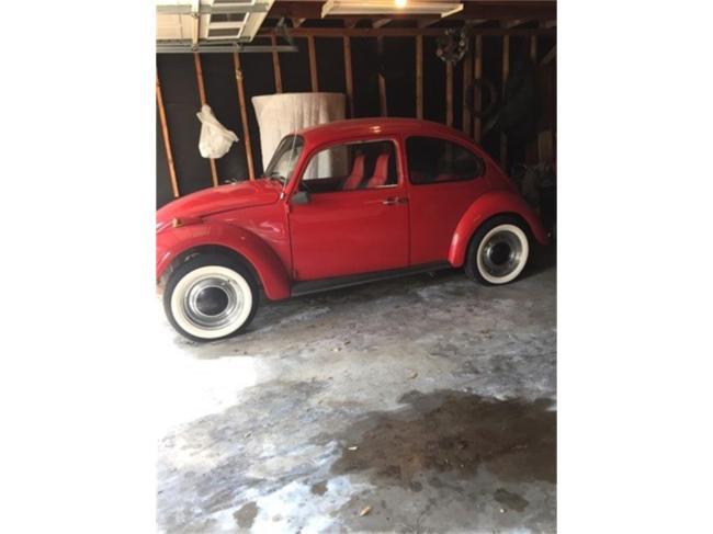 1972 Volkswagen Beetle - Volkswagen (5)