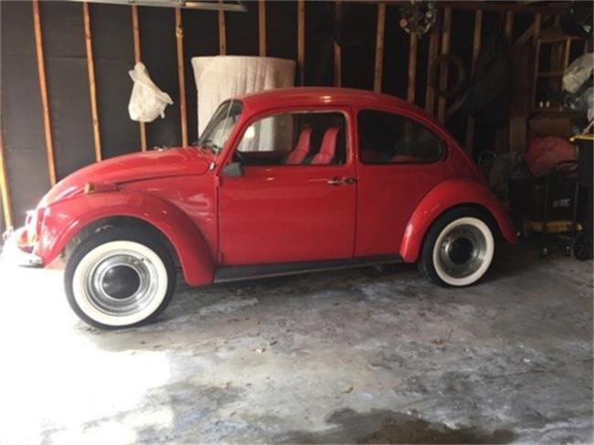 1972 Volkswagen Beetle - Volkswagen (4)