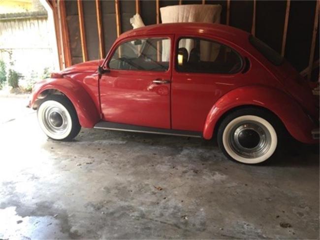 1972 Volkswagen Beetle - Texas (1)