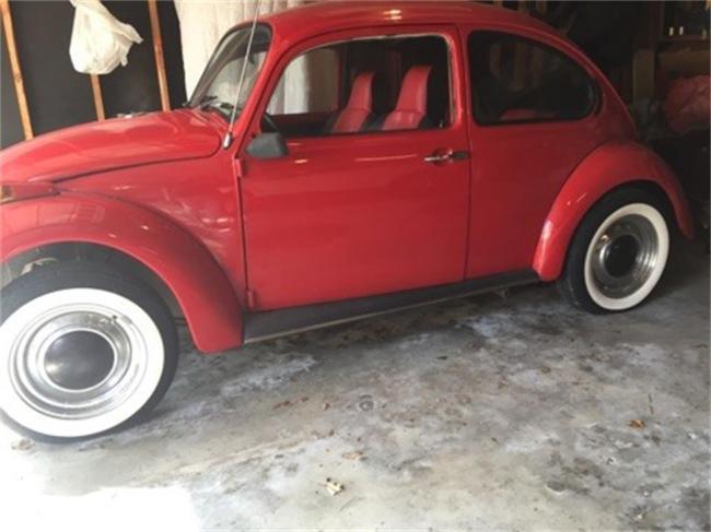 1972 Volkswagen Beetle - Volkswagen (2)