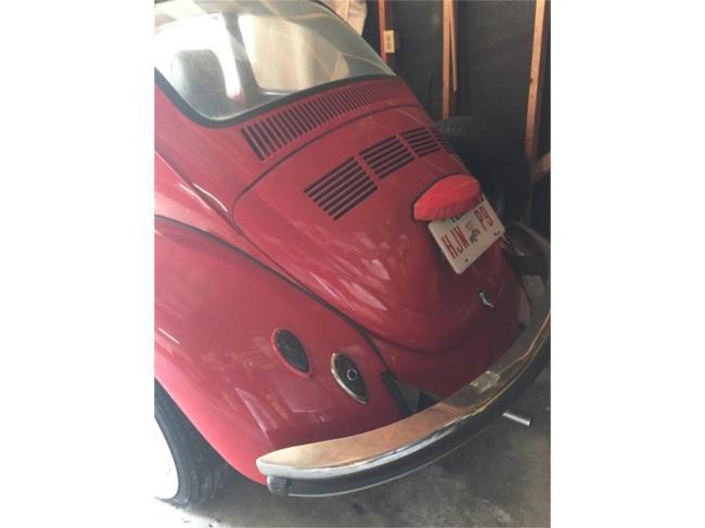 1972 Volkswagen Beetle - 1972 (3)