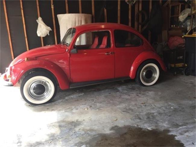 1972 Volkswagen Beetle in Houston, Texas