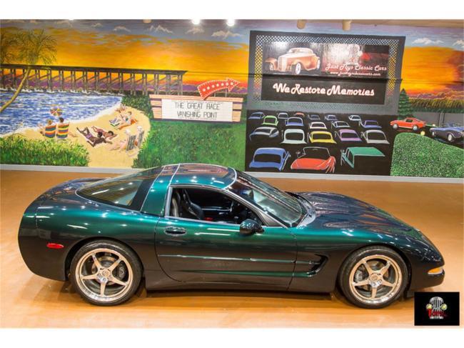 2000 Chevrolet Corvette in Orlando, Florida
