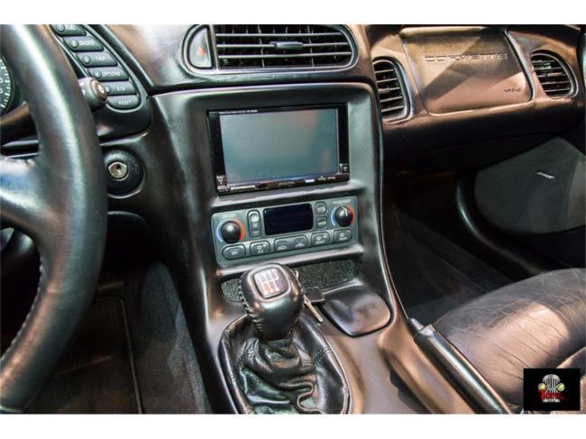 2000 Chevrolet Corvette - Manual (16)