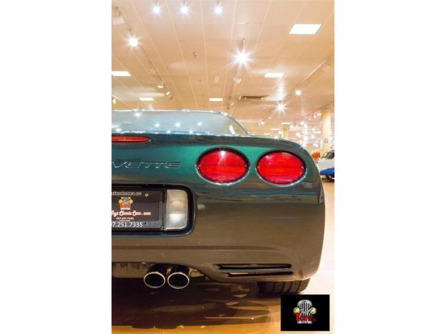 2000 Chevrolet Corvette - Chevrolet (43)