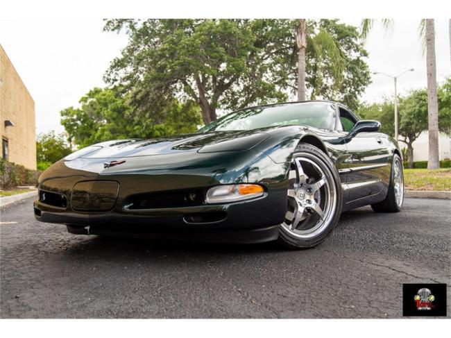 2000 Chevrolet Corvette - Florida (81)