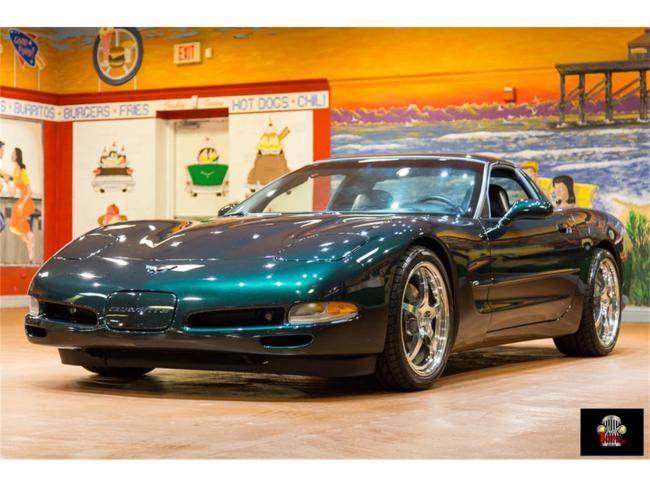 2000 Chevrolet Corvette - Chevrolet (84)