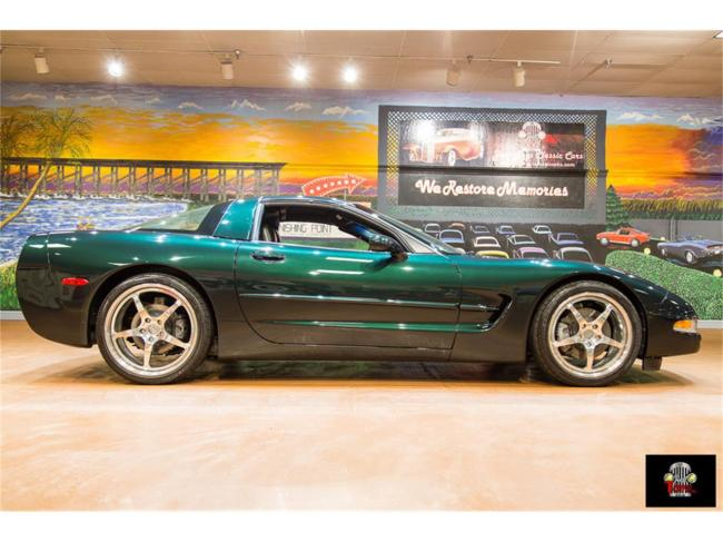 2000 Chevrolet Corvette - Chevrolet (93)