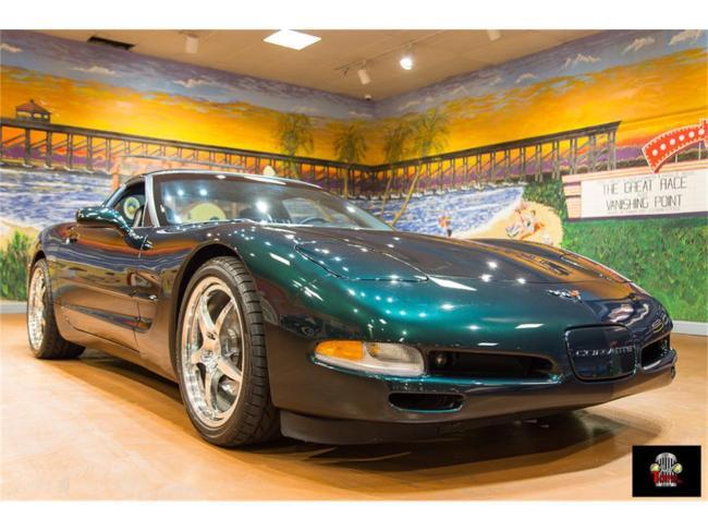 2000 Chevrolet Corvette - 2000 (95)