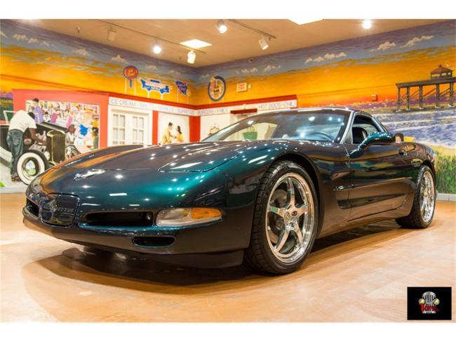 2000 Chevrolet Corvette - 2000 (96)