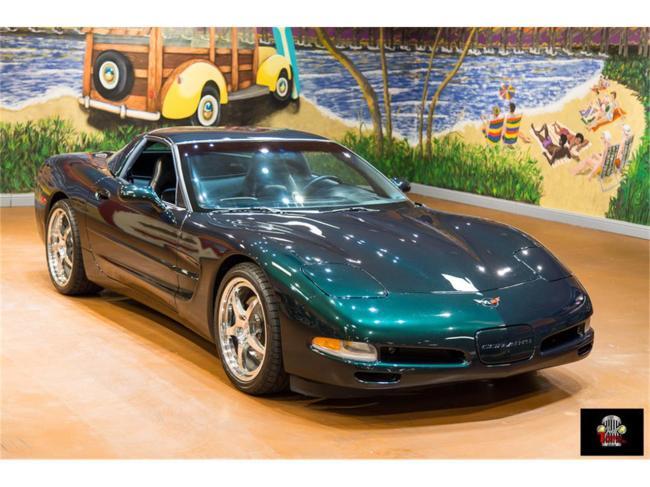 2000 Chevrolet Corvette - Chevrolet (97)