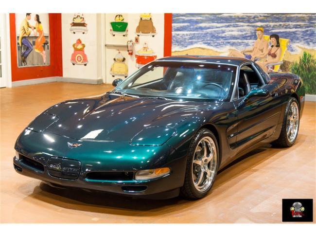 2000 Chevrolet Corvette - Chevrolet (99)